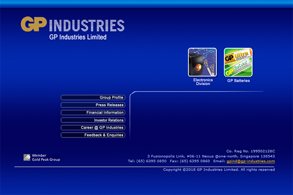 GP Industries Limited